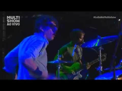 The Black Keys - Sinister Kid (Lollapalooza Brasil 2013)