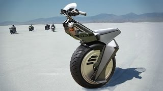 5 Coolest One Wheeler Vehicles That Actually Exist