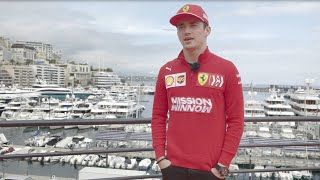 Charles Leclerc Previews The Monaco Grand Prix | Shell Motorsport