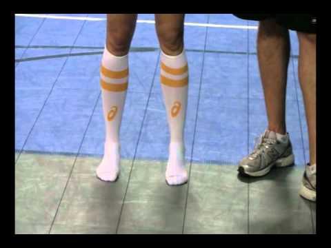 742e0d049 Volleyball Socks Asics Old School - YouTube