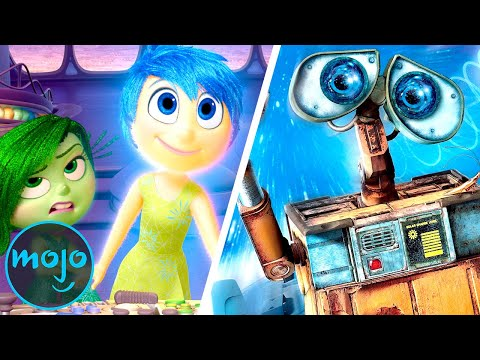 All 23 Pixar Movies RANKED