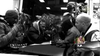 DIAMANT BRUT : Séquence ZA (Gars du H) / DJ POSKA