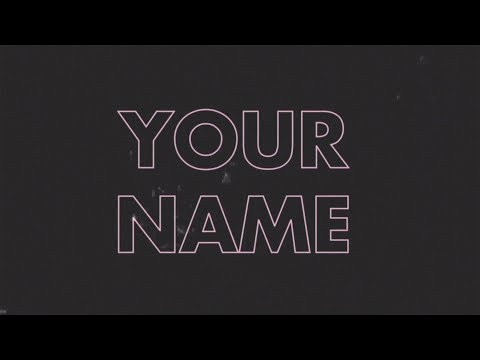 Plested - Your Name [Official Lyric Video] Mp3