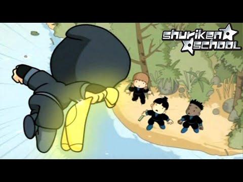 Shuriken School - Catnap Burglar (S01E01) HD