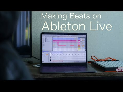 I Made A Chill Beat On Ableton… Here's How I Did It