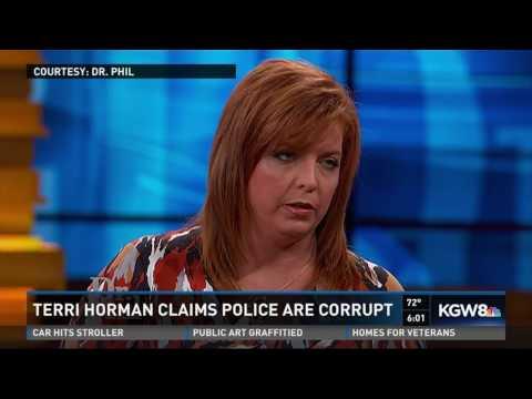 2016: Terri Horman defends herself on 'Dr  Phil'