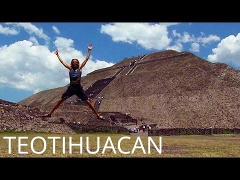 Exploring the Incredible Teotihuacan Pyramids, Mexico City