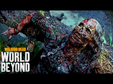 "The Walking Dead World Beyond ""Future"" Trailer"