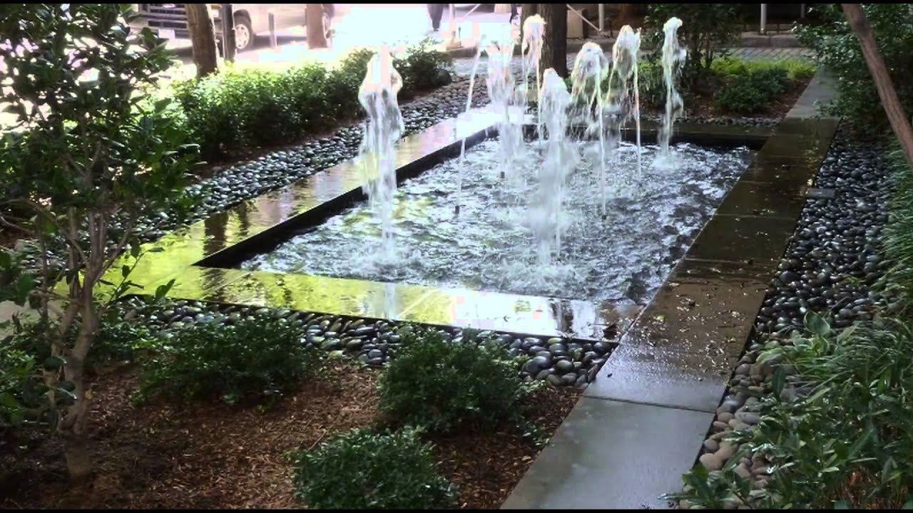 Pay attention to your water fountain design for Water feature design