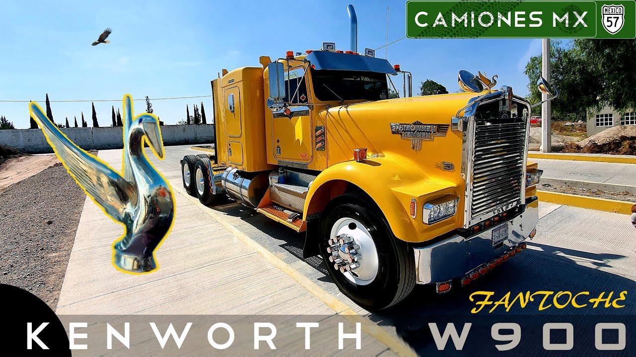 ¡Kenworth W900 B 1984 en Camiones Mx!