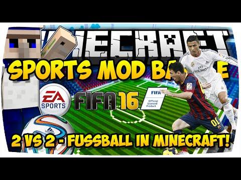 Tags Of Fußball Mod Cat Meme Tube - Minecraft fubball spielen deutsch