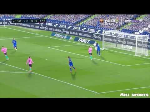 Antoine Griezmann - Fc Barcelona Vs Getafe Terrible Miss | HD | 17/10/2020