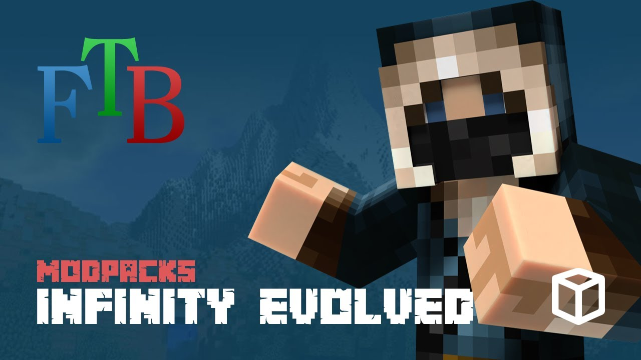 FTB Infinity Evolved Server and Infinity Lite Server Hosting