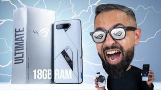 Asus ROG Phone 5 Review Videos