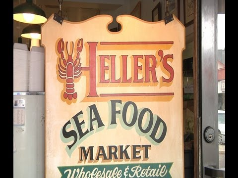 HELLER'S SEAFOOD MARKET With Over 30 Varieties Of Fresh Fish Daily In Warrington, PA