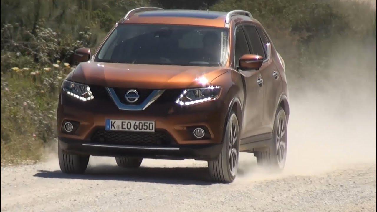 All New Nissan X Trail Rogue Test Drive Review Autogefühl