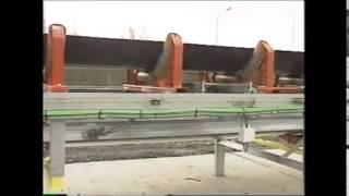 Ленточный конвейер. Ленточный транспортер. Изготовление и производство конвейеров.(Компания Меткомсервис http://metkoms.ru - предприятие, производящее транспортерное оборудование и комплектующие..., 2014-06-22T18:05:34.000Z)