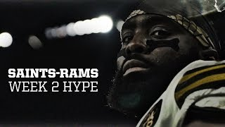 #saints hype video