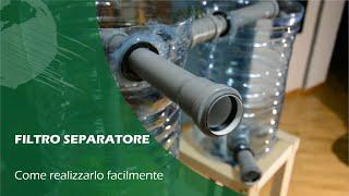 Filtro Ad Aria Caridine.Filtro Esterno Acquario Fai Da Te