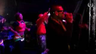 "ZIMFEST 2011 - Bkay N Kazz & the ZIMDIAMONDS ""Amina / Marching Song"" LIVE P A  3 of 4 (HQ)"