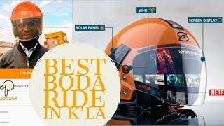 My Best SafeBoda Ride Experience Around Kampala.   Beauty And TheCity