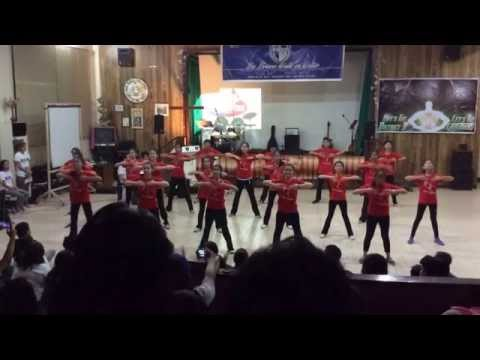 Canossa Dance Company - Let Jesus Be Known