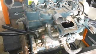 Обзор двигателя Kubota D600