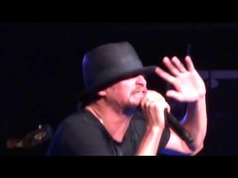 Rock Bottom Blues~KID ROCK~Tampa 2013