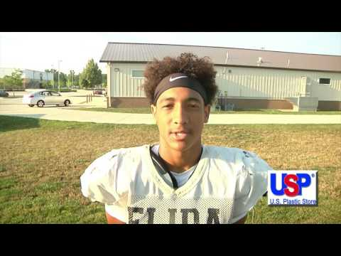 Elida Football Preview Show Video