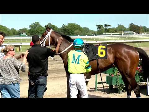 video thumbnail for MONMOUTH PARK 5-27-19 RACE 7