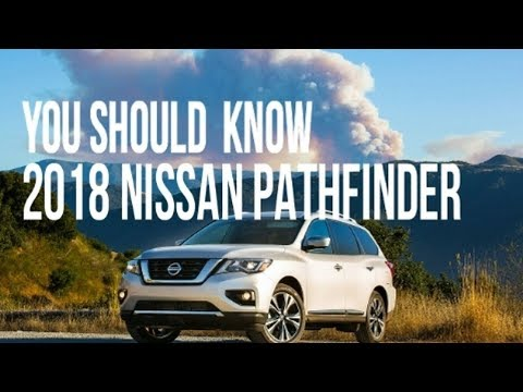 [NEW] 2018 Nissan Pathfinder | Family-Friendly Crossover