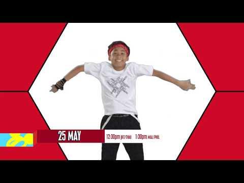 Big Hero 6: The Series   Baymax Mash-Up Dance   Disney Channel Asia