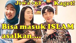 Download CEWEK KOREA SERIUS MAU MASUK ISLAM? ft. @YUNA NUNA