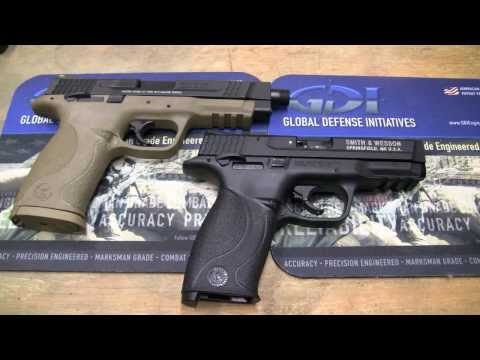 Smith & Wesson M&P 22 Pistol Review gunskniveswatches Style