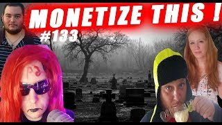 Monetize This #133 - Halloween is Banned !  LINKIN PARK Concert
