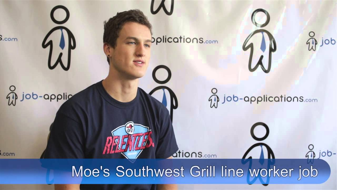 Moe S Southwest Grill Application Jobs Careers Online