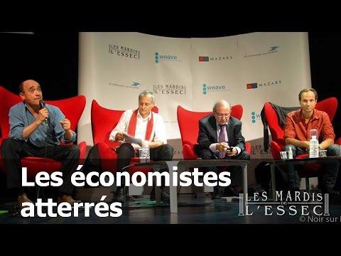 Les économistes atterrés aux Mardis de l'ESSEC