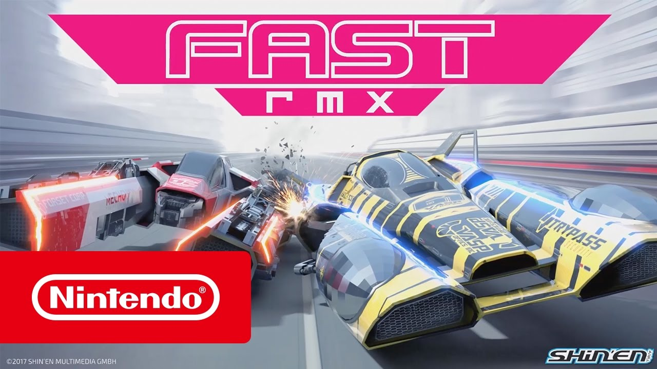 fast rmx bande annonce nintendo switch youtube. Black Bedroom Furniture Sets. Home Design Ideas