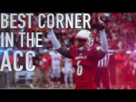 Shaq Wiggins || Best Corner in ACC || Official Highlights