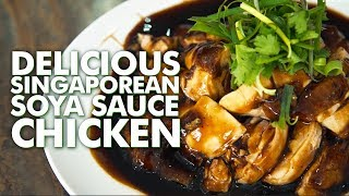 The Original Singapore Soya Sauce Chicken Recipe: Lee Fun Nam Kee
