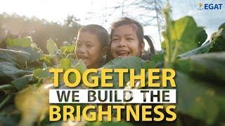 Together We Build The Brightness