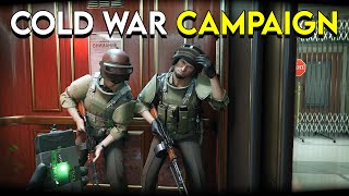 Call of Duty Black Ops: Cold War Campaign Playthrough
