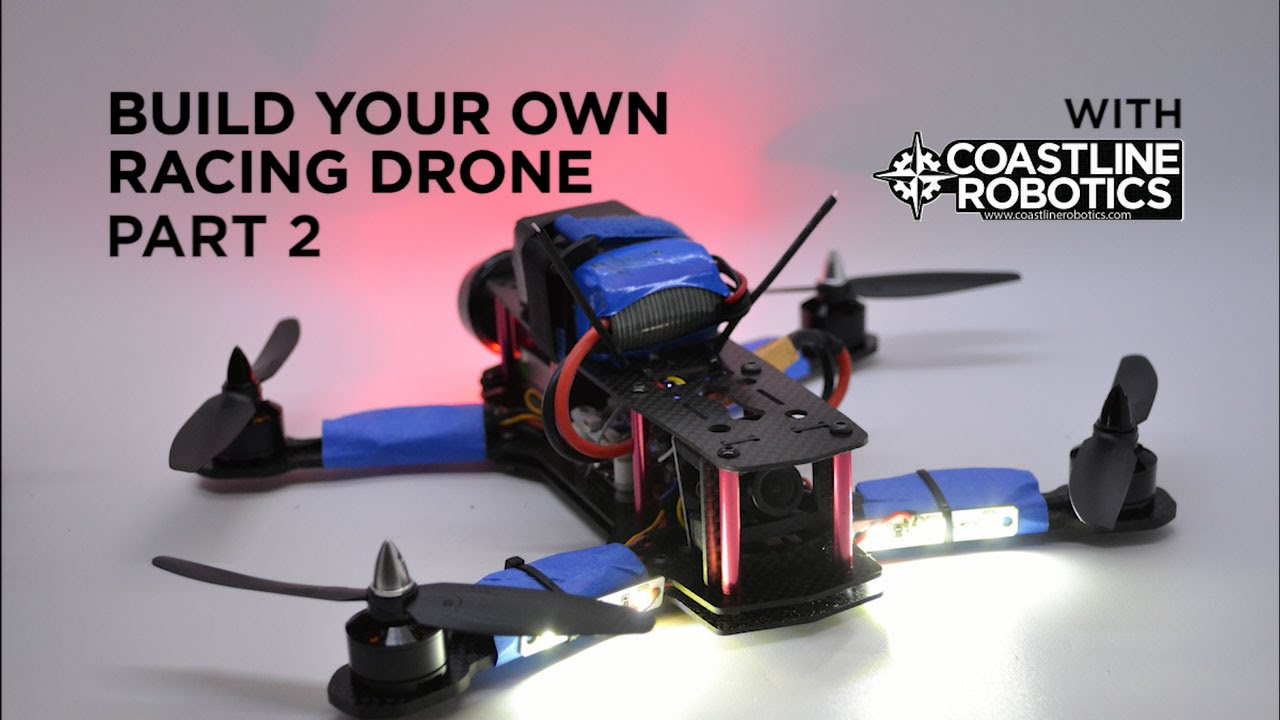 [SCHEMATICS_4LK]  Build your own racing drone Part 2. ZMR250 DIY - YouTube   Zmr 250 Wiring Harness Diy      YouTube