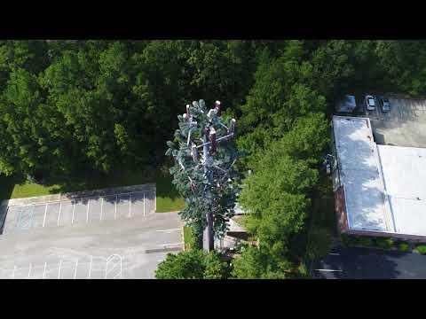 Arrington Engineering - Drone Survey: Tower 3