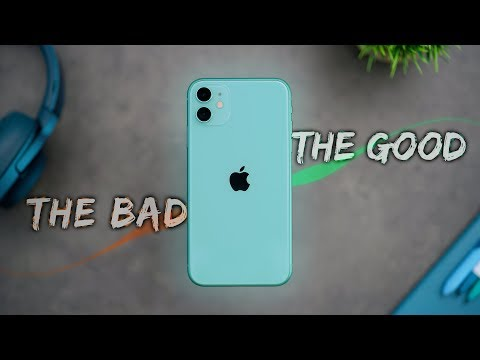 iPhone 11 One Month Later - The Good & The Bad