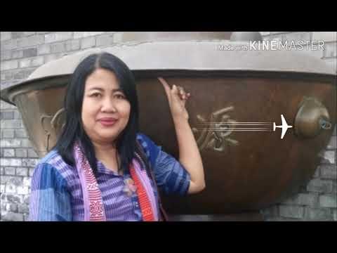 Behnmarking Beijing Juara 1 Nasional Guru Berprestasi Jenjang SMA