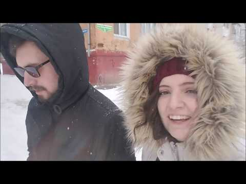 Study Abroad Omsk, Russia Winter 2019