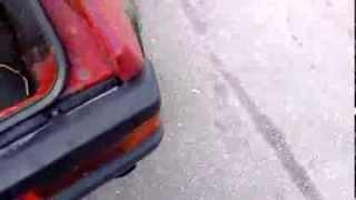 Fiat Ritmo 105 tc sound