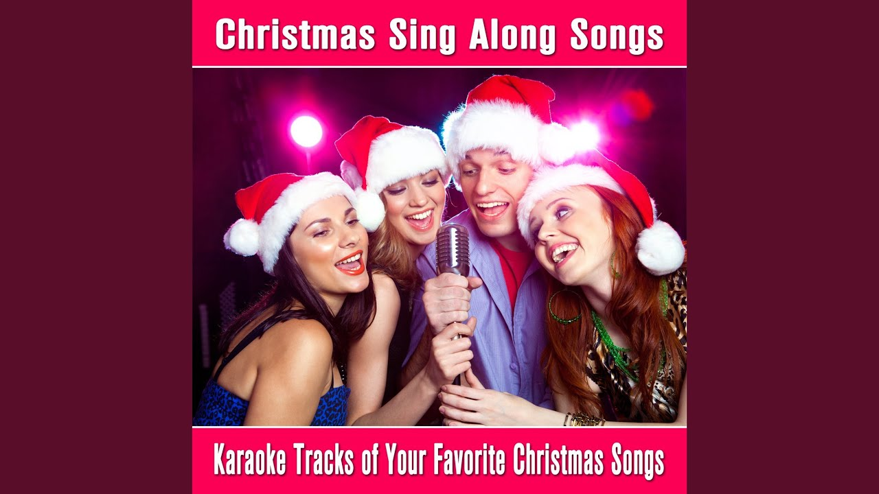 Rockin' Around the Christmas Tree (Karaoke with Background Vocals ...