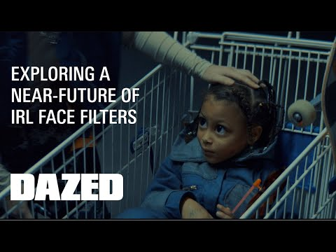 Watch in Awe as Snapchat Filters Become Real in Dystopian '404' Short Film
